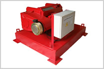 Ground Winches